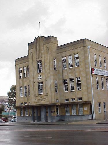 St John Ambulance Association, Perth