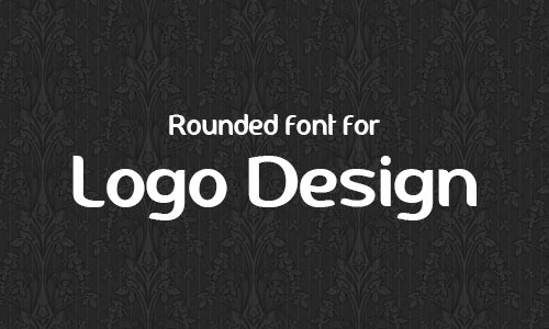 Lettering Font for Logo Design 01