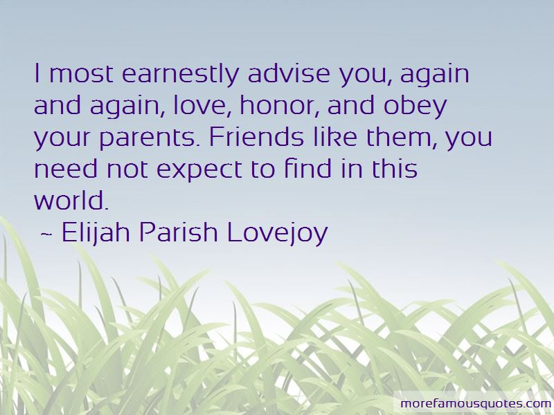 Quotes About Obey Your Parents Top 5 Obey Your Parents Quotes From