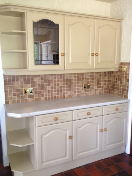 Hand painted Kitchen cabinets Ribble Valley - JS Decor