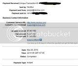 Pembayaran Neobux ke - 2 $7,46 USD