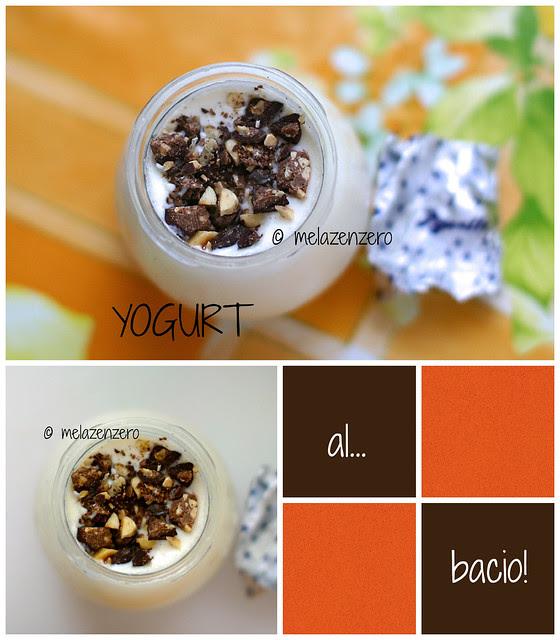 yogurt al bacio