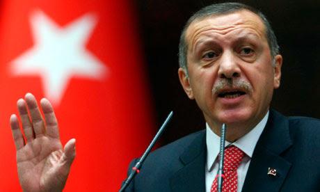 Turkish Prime Minister Recep Tayyip Erdo
