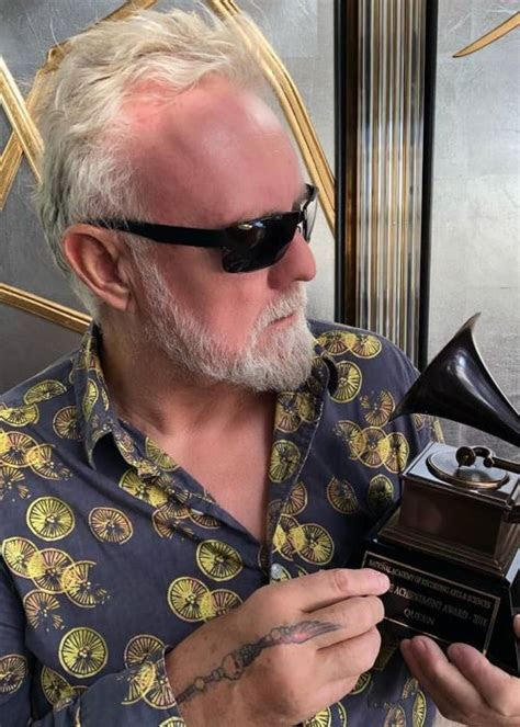 Roger Taylor (Queen Drummer) Height, Weight, Age, Body