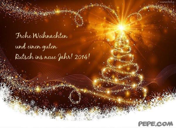 Frohe Weihnachten Und Guten Rutsch In Neues Jahr Frohe Weihnachten