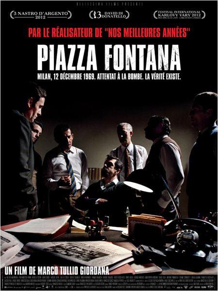 Piazza Fontana : affiche