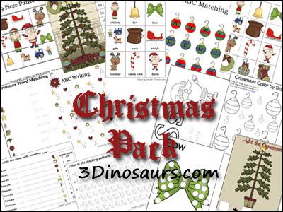 Paquete de Navidad libre
