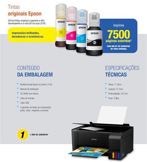 impressora multifuncional epson  decor mobille