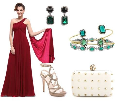 Red Prom Dresses   How to Choose The Right One For You