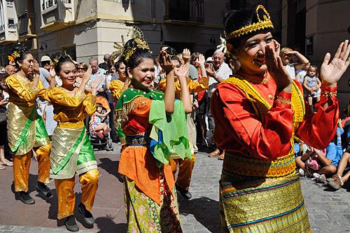 Resultado de imagen de Festival Folklórico de los Pirineos
