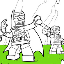 Batman Coloriages Actualités Jeux En Ligne Gratuits Vidéos Et