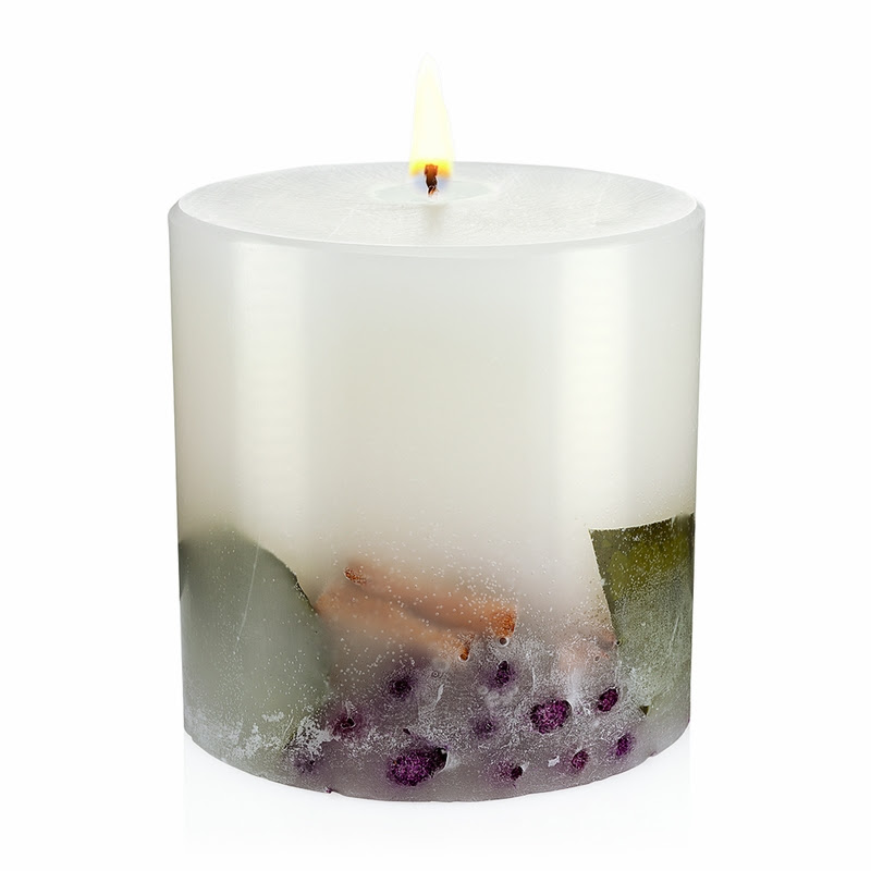Festive Fig Botanical Candle - Holiday Collection by ...