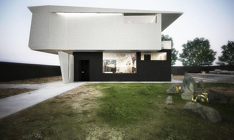 001 house singera marcel luchian studio M House in Singera by Marcel Luchian Studio