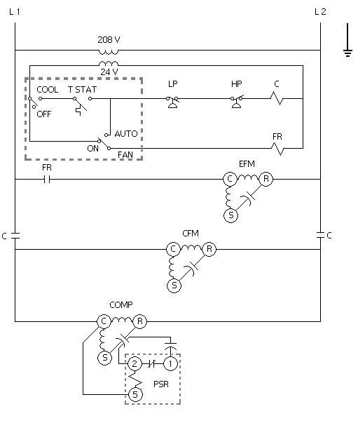 A Factory Air Conditioning Schematic For Your Unit Can Save You Time And Money