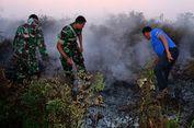 Diduga Sengaja Dibakar, Lahan Gambut di Aceh Barat Kembali Membara