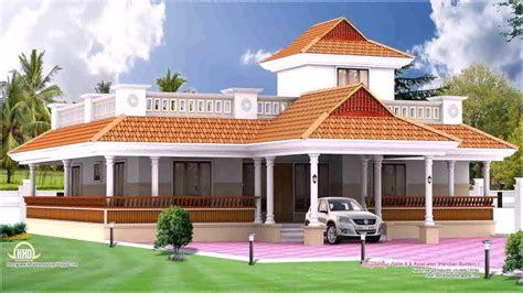 kerala style house plans nadumuttam youtube