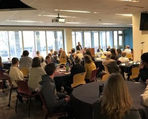 Connecting DU: Sustainability Careers – Creating Engaging Networking Opportunities