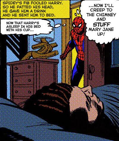 Marvel Team-Up #5 panel