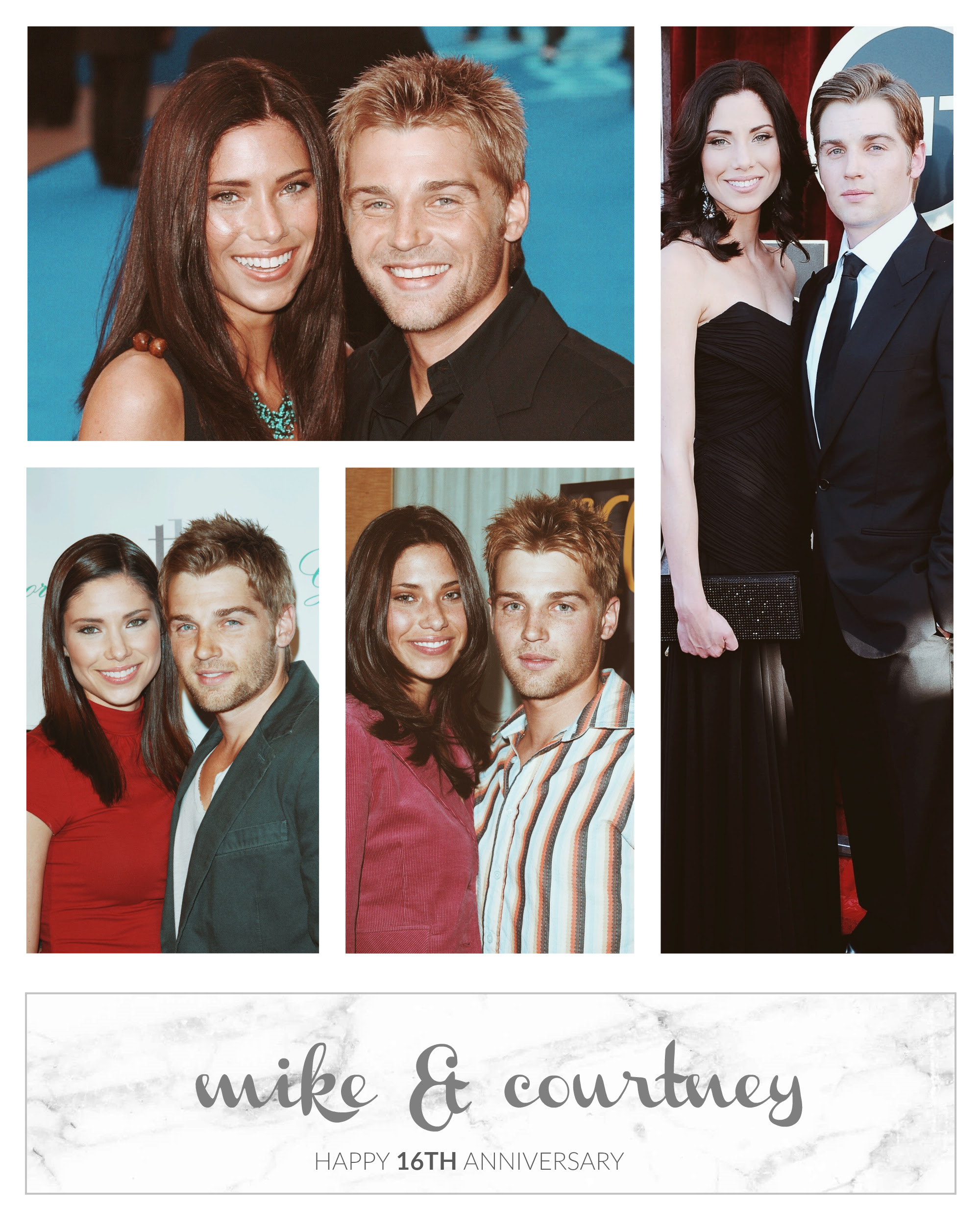 Happy 16th Wedding Anniversary Mike Vogelcom Official Website