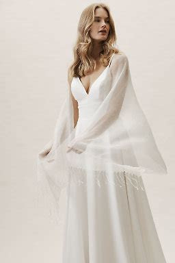 Wedding Dress Cover Ups & Wedding Boleros   BHLDN