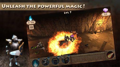 Imagens da invasão 3D Erros por tablet Android, telefone.