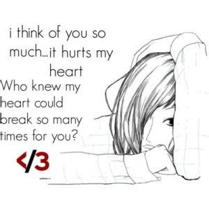 I Hate Myself For Hurting You Quotes