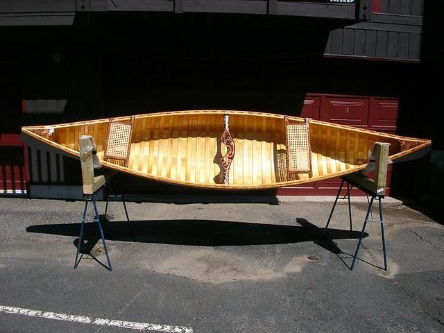 Cedar Canvas Canoe | Flickr - Photo Sharing!