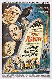 The Raven (1963) Poster