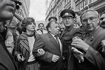 Последний «партийный хозяин» Москвы назвал три причины заговора ГКЧП и гибели СССР