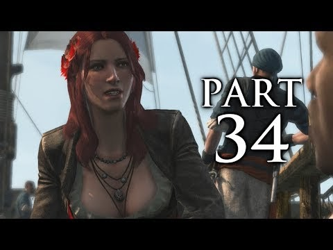 Gameplay Assassin's Creed 4 Black Flag Walkthrough Part 34