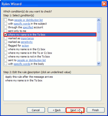 et auto reply outlook express 8