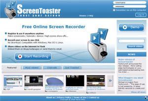 Video tutoriales para cursos e learning con screentoaster