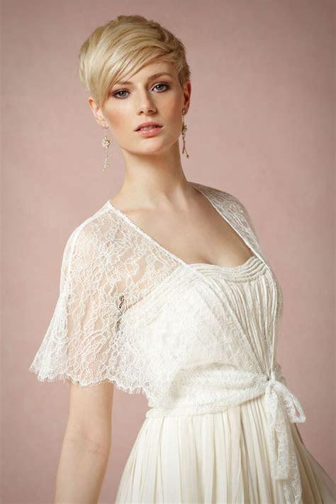 10 Best Short Wedding Hairstyles   Short Hairstyles 2017
