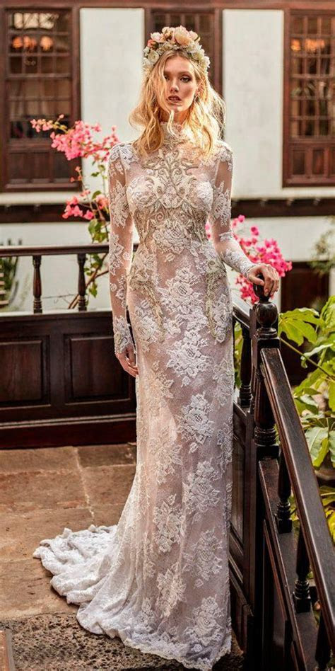 30 Stunning Long Sleeve Wedding Dresses For Brides