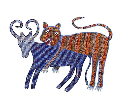 Signature - Patterns in Gond Art (Tara Books)  003