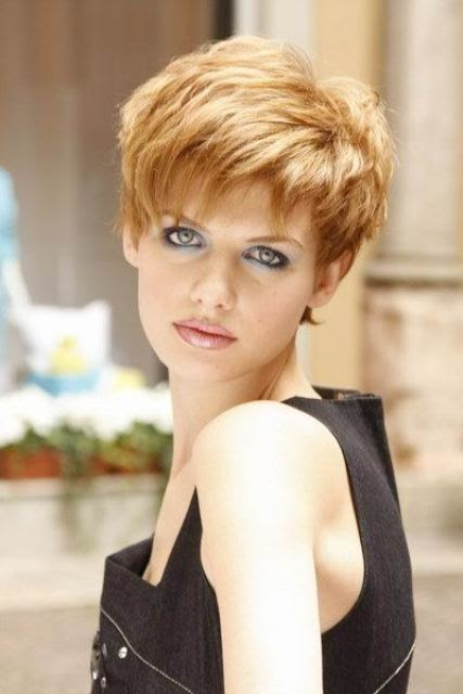 Short Hairstyles for Long Faces - CircleTrest