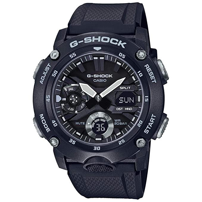 CASIO G-SHOCK GA-2000S-1AJF Mens Japan Import