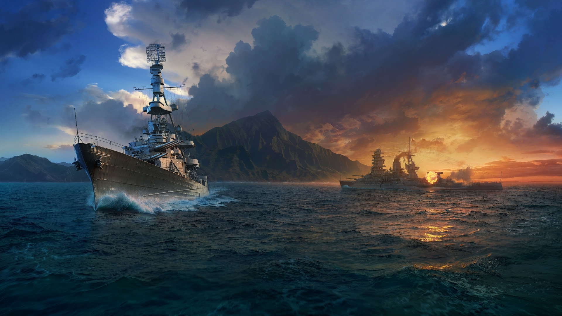 960x540 World Of Warships 2016 960x540 Resolution Hd 4k Wallpapers
