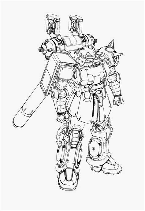 gundam thunderbolt series  art gundam kits