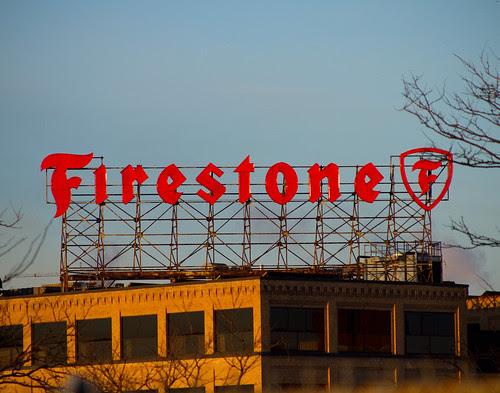 Firestone Sunrise