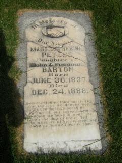 Mary Catherine <i>Barton</i> Ivie