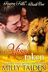 Miss Taken: BBW Paranormal Shape Shifter Romance (Raging Falls Book 1)