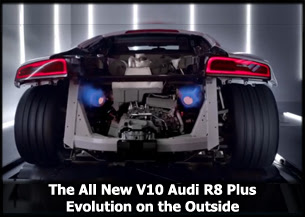 Video: The All New Audi R8 V10 Plus Video