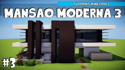 Guilherme lima de melo google for Casa moderna tutorial minecraft
