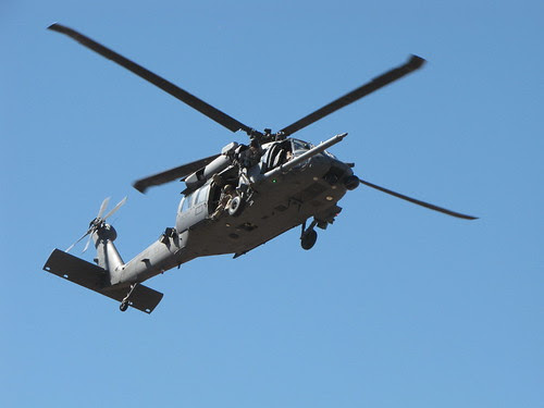 Air Force HH-60 Pavehawk by CharlesRay2010