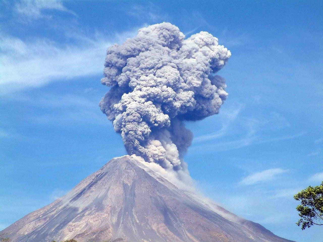 volcanic eruption, volcanic eruption january 2017, volcanic eruption video, volcanic eruption january 2017 video