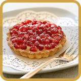Pomegranate Tart