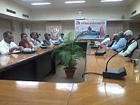 Swami Vivekananda Sardh Shati announced Madhya Pradesh state party committee