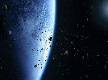 ESA e fabricantes planejam como remover lixo espacial