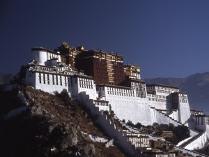 The Potala Palace, Lhasa